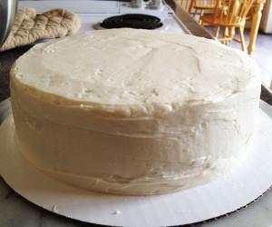 cake progress 5