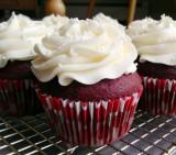 Gluten-Free Red Velvet Cupcakes & recent lovin' from the oven…